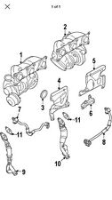 BMW  E90,E92,E93 N54 2007-2010 335-335xi Turbo Charger Oil Lines,Bolts,Gaskets.