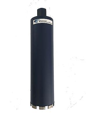 2-1//4-Inch Wet Diamond Core Drill Bits for Cutting Concrete and Asphalt Super Plus Quality 2-1//4 Diameter x 17 Length