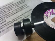 jukebox record dinker, hole cutter for 45 RPM vinyl