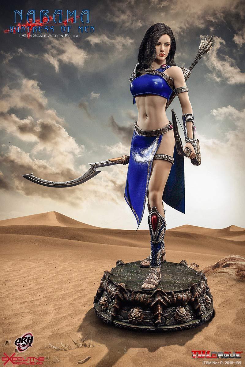 Phicen Narama Huntress of Men 1 6 Scale Action Figure PL2018-139 Pre-order