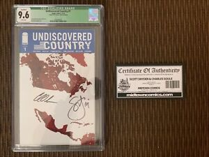 Undiscovered-Country-1-CGC-9-6-2019-Signed-Scott-Snyder-Charles-Soule-COA