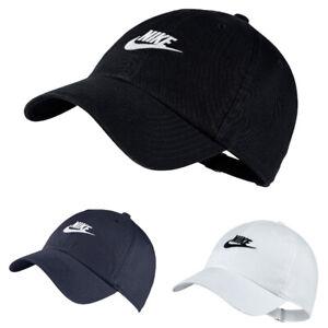Nike-Mens-Heritage-86-Baseball-Cap-Adjustable-Cotton-Hat-Caps-Golf