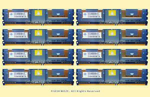 Server-RAM-32GB-8x-4GB-5300F-FB-DIMM-FIT-Dell-PowerEdge-1950-2900-2950-6900-6950