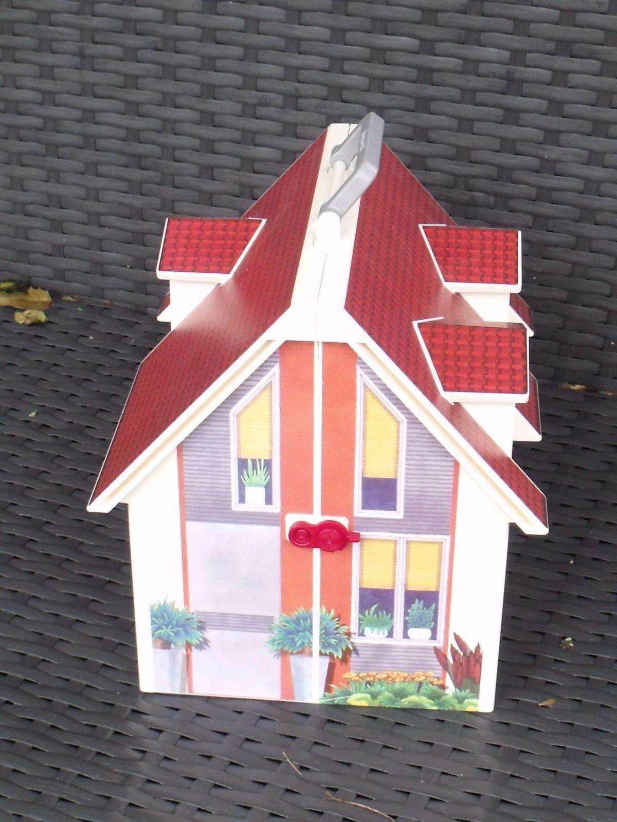 Maison Maison Maison portable  playmobil excellent état caf0b9