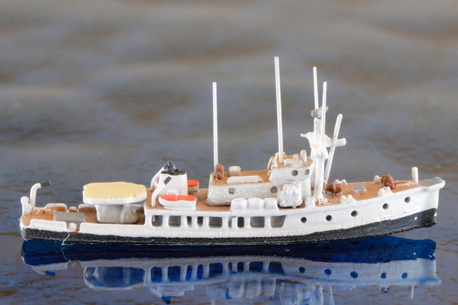Calypso Fabricant monde du navire Vignettes h Liz 1,1 1250 vaisseau Modèle