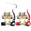 thumbnail 4 - 2x Car Battery Quick Release Clamp Joint Battery Pile Head Brass Clamp Terminal