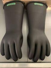 Salisbury E316b10 High Voltage Lineman Gloves Class 3 265kv Ac Size 10