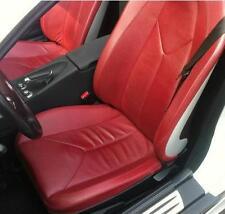 Mercedes Benz SLK Akzent Rosso Accento Cabrio interni Pelle Ripristino R 171