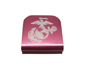 USMC EGA Marine Corps Pink Hat Clip for Tactical Patch Caps by ... 931f3dd3a90
