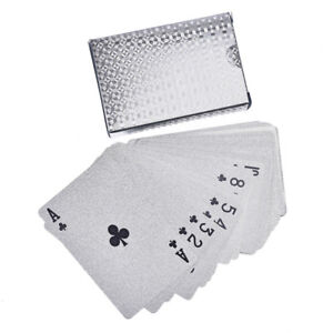 54xWaterproof-pvc-playing-cards-set-usd-silver-poker-card-magic-tricks-tool-f-S