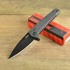 Kershaw Fatback 8Cr13MoV Plain Edge Assisted Open Linerlock Knife 1935