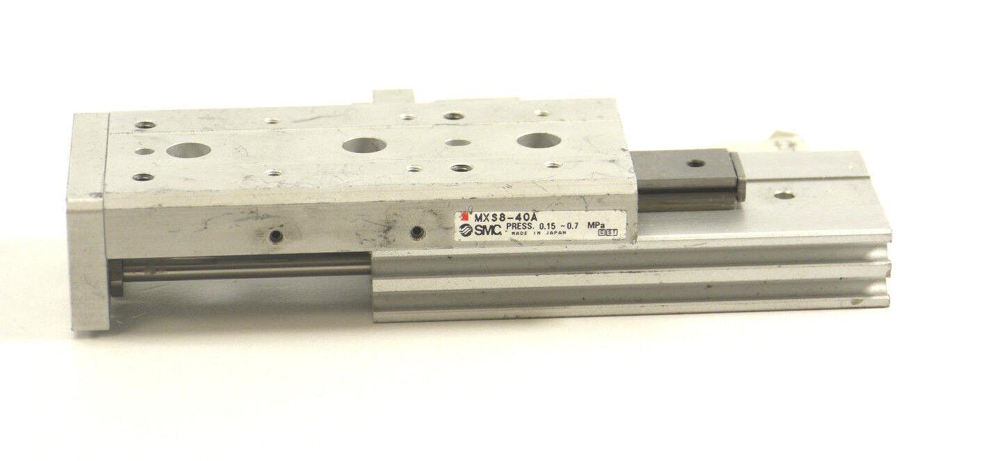 SMC compacto trineo mxs8-40a   presión de de de funcionamiento de 1,5 - 7 bar c8f690