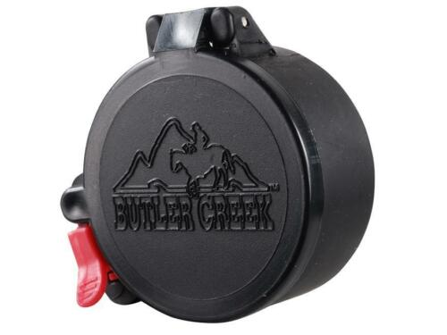 #20 Eye Piece Outside Diameter - 1.775 inches Butler Creek Eye Flip Up Cover