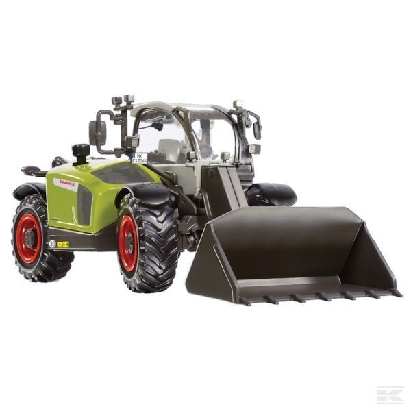 Wiking Claas Scorpion 7044 Telescopic Handler 1 32 Scale Model Toy Present Gift