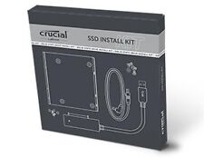 Crucial Solid State Drive Install Kit for Laptops/Desktops