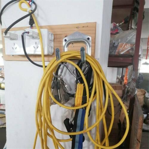 5//10pcs Hanger Hooks Set Tools Hang Garage Shed Hanging Bracket Garden Storage