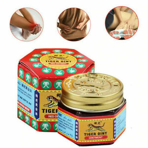 Tiger-Balm-Red-Ointment-30g-Jar-ARTHRITIS-MUSCLE-JOINT-PAIN-Relief