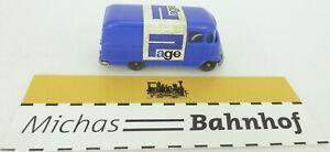 PAGE-L-319-Mercedes-blau-L319-Werbemodell-Wiking-H0-1-87-GC1-a