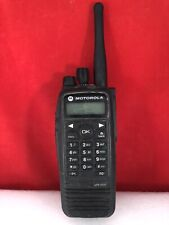 Motorola MotoTRBO UHF XPR6550 XPR8400 Conversion Service for Ham Use 440-512 Mhz