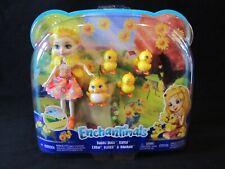 """Dinah Duck Harvest Hills 6/"""" Doll NEW NRFB Enchantimals 2020 Mattel Pets Slosh"""
