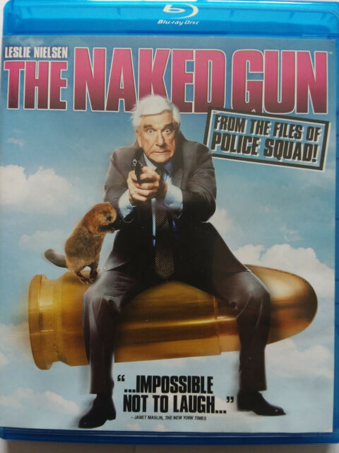 Rent The Naked Gun: From the Files of Police Squad! (1988