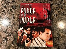 El Poder Es El Poder New Sealed DVD! Hell Pans Labyrinth Cronos El Topo Babel