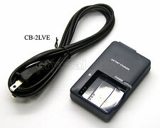 Battery Charger for Canon PowerShot SD940 SD960 SD1100 SD1400 IS DIGITAL ELPH