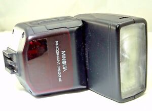 Minolta-Maxxum-3500xi-AF-3500-xi-Shoe-Mount-Flash-Free-Shipping-USA