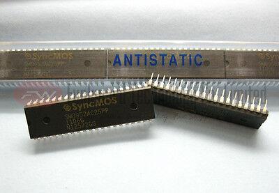 Synmos SM8952AC25P 8952 89C52 8-BIT MCU Replace for AT89C52 P89C52  x 1pc