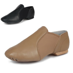 Ballroom-Unisex-jazz-Modern-Latin-Dance-Shoes-Women-Men-KidsTangoSalsa-Flat-Heel