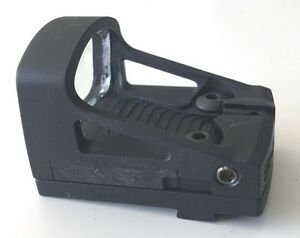 SHIELD-REFLEX-MINI-SIGHT-RMS-8MOA-RED-DOT-amp-DOVETAIL-MOUNT-KIT-for-GLOCK-PISTOL
