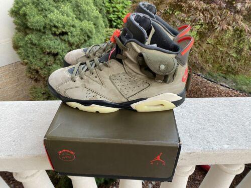 Nike Air Jordan 6 Travis Scott Size 12 OG All