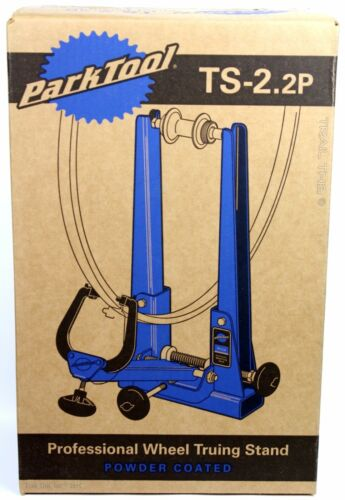 TSB-2 Tilting Base Set Park Tool TS-2.2P Blue Pro Bike Wheel Truing Stand