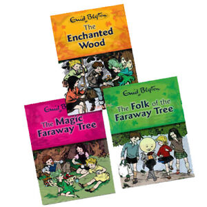 Enid-Blyton-3-Books-Collection-Set-The-Magic-Faraway-Tree-The-Enchanted-Wood