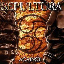 Against-von-Sepultura-CD-Zustand-gut