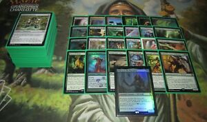 Marwyn The Nurturer Edh Commander Deck Mtg Magic Elf Ball Ebay