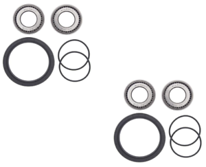 NEW ALL BALLS FRONT WHEEL BEARINGS SEALS KIT 2000-2002 POLARIS MAGNUM 325 4X4