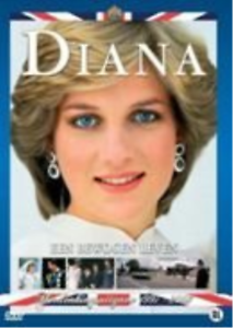 Princess-Diana-een-bewogen-leven-Dutch-Import-UK-IMPORT-DVD-NEW
