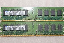 8 Gb 4x2 Gb Ddr2 Pc2-6400 6400u Ddr2-800 Mhz De Memoria Dimm Pc Escritorio Ram 240 Pin