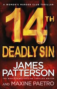 James-Patterson-14TH-Deadly-Sin-Tout-Neuf-Livraison-Gratuite-Ru
