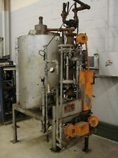 Surface Combustion Endothermic Gas Generator For Heat Treating Furnaces 800 Cfh