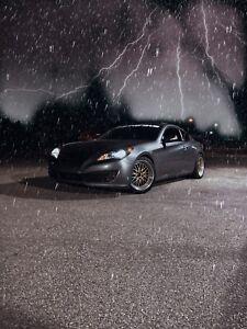 2010 Hyundai Genesis Coupe GT