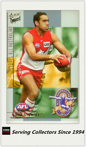 2004-Select-AFL-Conquest-All-Australia-Team-Card-AA16-Adam-Goodes-Sydney