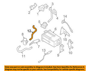 Nissan Oem 1618 Frontier 25ll4 Emissiondrain Hose 187919bf1a Ebay. Is Loading Nissanoem1618frontier25ll4. Wiring. 2 5l Engine Emission Diagram At Scoala.co