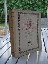 LA VIDA PASIONAL E INQUIETA DE DON CRECENCIO REJÓN BY ECHANOVE TRUJILLO 1941