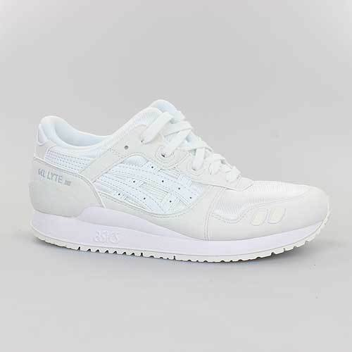 ASICS Chaussures Femmes Gel Lyte III blanc blanc c5a4n0101