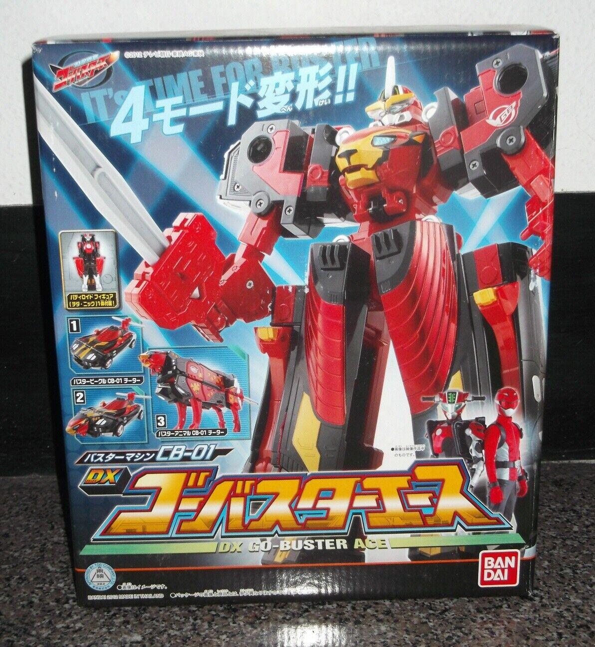 BeAI  DX GO-autoautobusTER ACE Go-autoautobusters Dx energia Rangers Megazord Sentai  vendita calda online