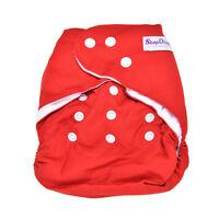 Sweet New Alva Reusable Baby Washable Cloth Diaper Nappy +1INSERT pick color TSU