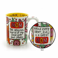 4.5-Inch Our Name Is Mud /'Mom The Original/' Mug by Lorrie Veasey
