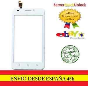 Pantalla-Tactil-HUAWEI-ASCEND-Y635-Blanco-Blanca-Digitalizador-Cristal-Tactil